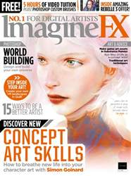 ImagineFX issue September 2018