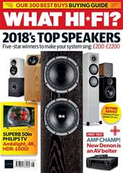 What HiFi issue August 2018