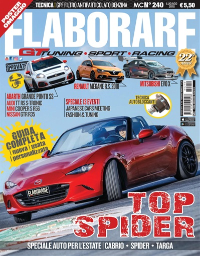 elaborare gt tuning magazine - elaborare 240 subscriptions | pocketmags
