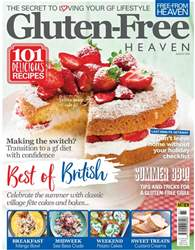 Gluten-Free Heaven August 2018 issue Gluten-Free Heaven August 2018
