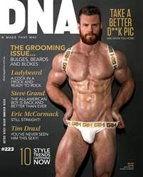 DNA #223 | The Grooming Issue issue DNA #223 | The Grooming Issue