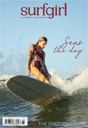SurfGirl Magazine issue Issue 64
