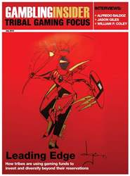 Tribal Gaming Focus issue Tribal Gaming Focus