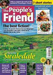 The People's Friend issue 21/07/2018