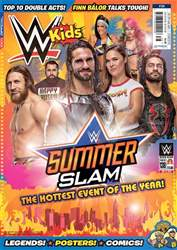WWE Kids issue No.138
