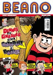 The Beano issue 21st July 2018