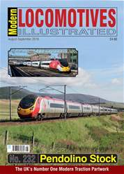 Modern Locomotives Illustrated issue Issue 232