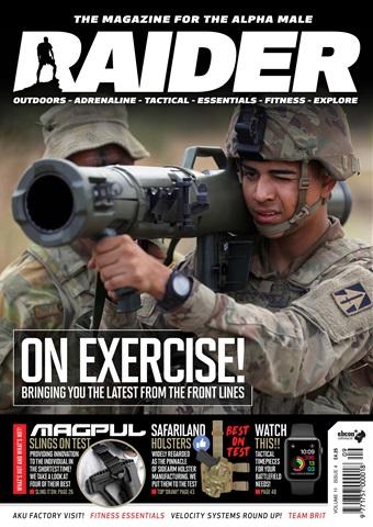 Raider issue Vol 11 iss 4