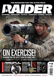 Raider issue Vol 11 iss 4