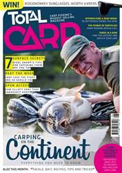 Total Carp issue August 2018