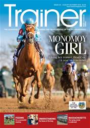 North American Trainer Magazine - horse racing issue August - October 2018, issue 49