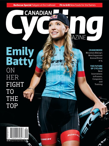 Canadian Cycling Magazine Preview