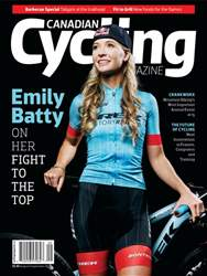 Canadian Cycling Magazine issue Volume 9 Issue 4