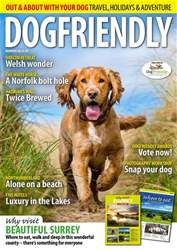 Dog Friendly Magazine Cover