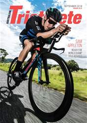 Australian Triathlete issue September 2018