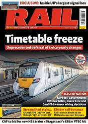 Rail issue Issue 857