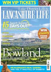 Lancashire Life issue Aug-18