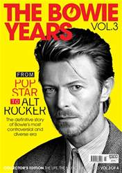 The Bowie Years Magazine Cover