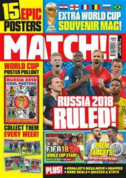Match issue 17/07/2018