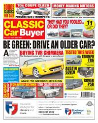 Classic Car Buyer issue 18th July 2018
