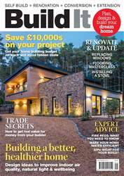 Build It issue September 2018