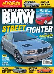 Performance BMW issue August 18
