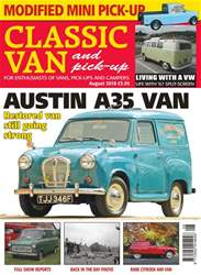 Classic Van & Pick-up issue August 2018
