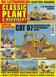 Classic Plant & Machinery issue August 2018