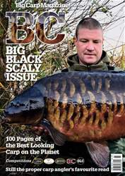 Big Carp Magazine issue Big Carp 265