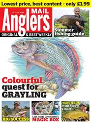 Anglers Mail issue 17th July 2018