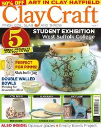 ClayCraft issue Issue 17