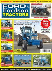 Ford & Fordson issue Aug/Sep 2018