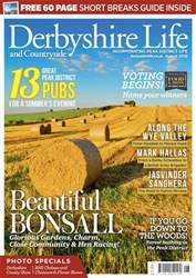 Derbyshire Life issue Aug-18