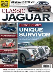 Classic Jaguar issue Aug/Sep 2018