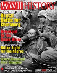 WW2 History Magazine issue August 2018