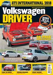 Volkswagen Driver issue August 2018