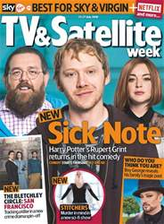TV & Satellite Week issue 21st July 2018