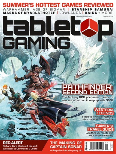 Tabletop Gaming Preview