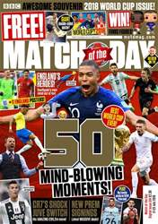 Match of the Day issue Issue 514
