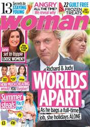 Woman issue 23rd July 2018