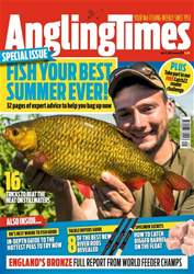 Angling Times issue 17th July 2018