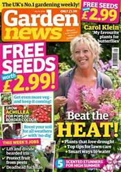 Garden News issue 21st July 2018