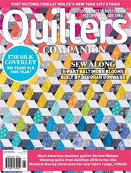 Quilters Companion issue Issue#92 - 2018