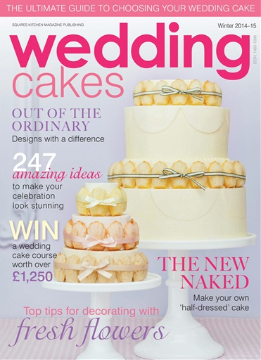 Wedding Cakes Preview