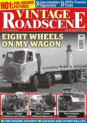 Vintage Roadscene issue August 2018