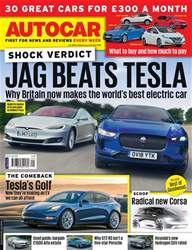 Autocar issue 18th July 2018