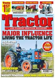 Tractor & Farming Heritage Magazine issue September 2018