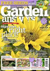 Garden Answers issue August 2018