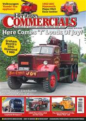 Heritage Commercials Magazine issue August 2018