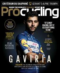 Procycling issue August 2018